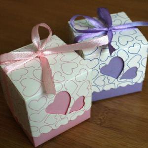 Свадебная упаковка, коробочки