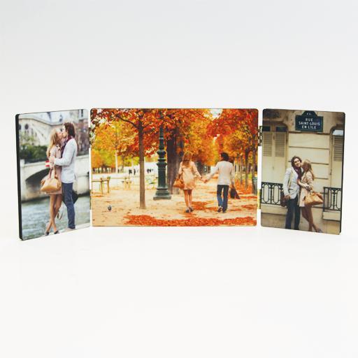 Фотопанели из трех частей