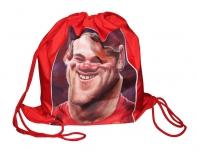 Мешок для сменки красный
